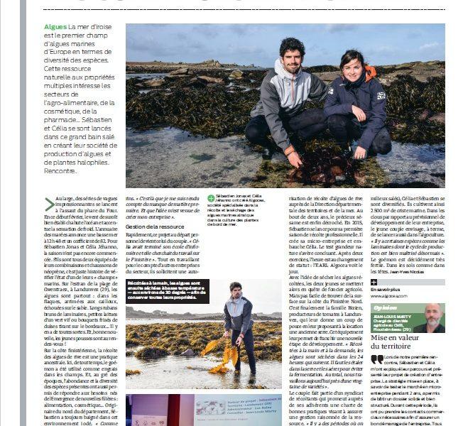 Article Paysan Breton 2019